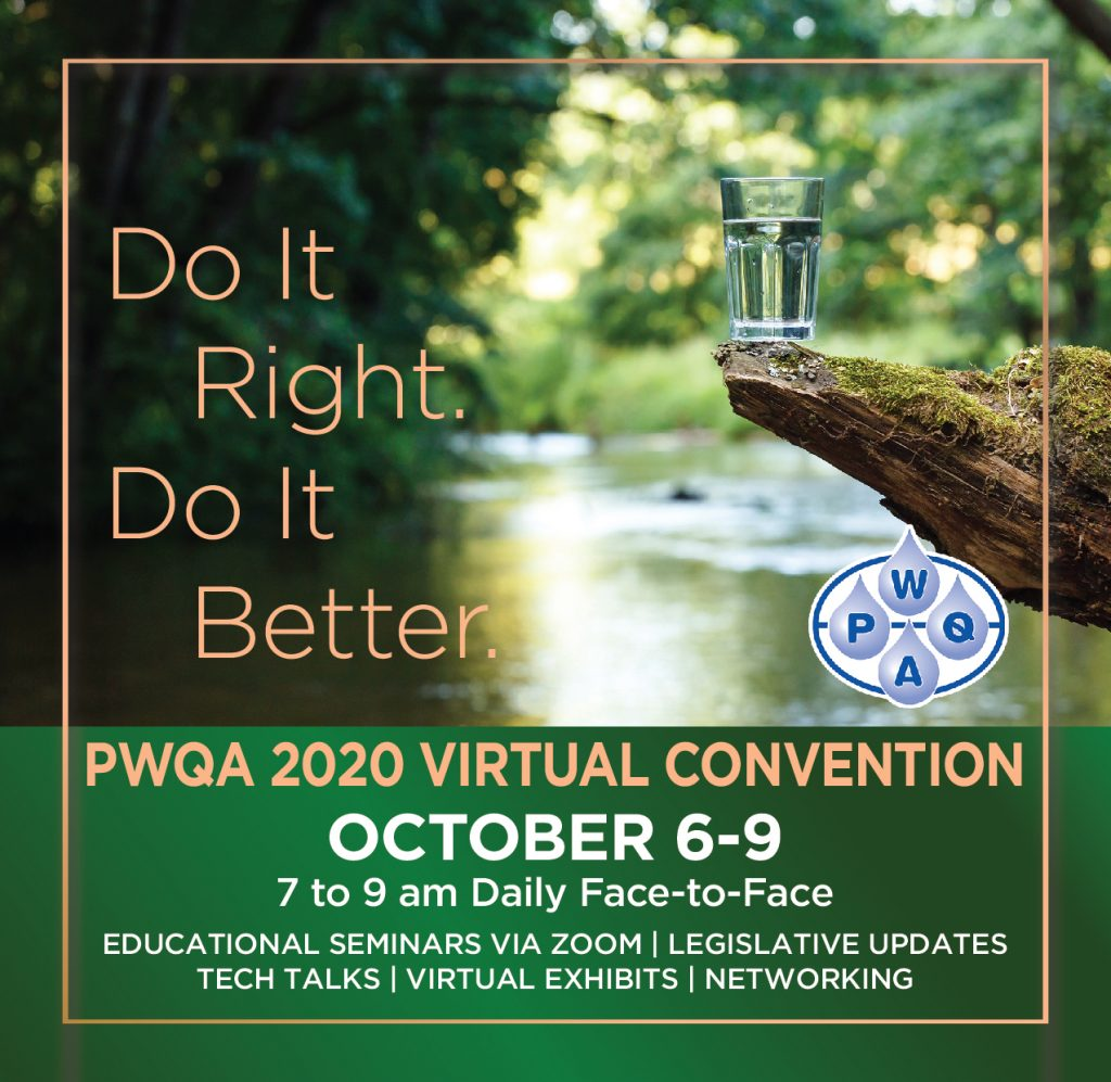 pwqa virtual Convention