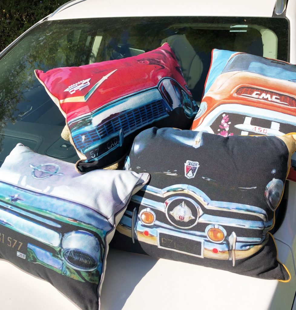 car-pillows-collection